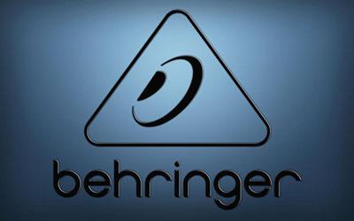 Behringer Estudios Grabacion